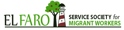 El Faro Service Society for Migrant Workers Logo