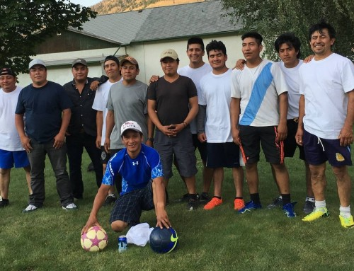 Keremeos Community Services Hosts Soccer Game for Migrant Workers